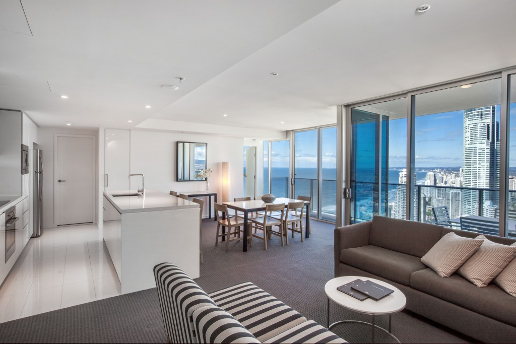 show-stopping statement 4 bedroom apartments gold coast bass 8?10