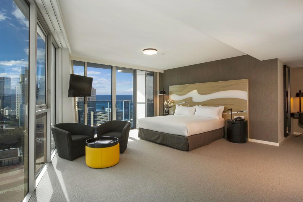 Hotel Rooms Hilton Surfers Paradise
