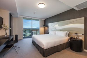 Hilton King Guest Room
