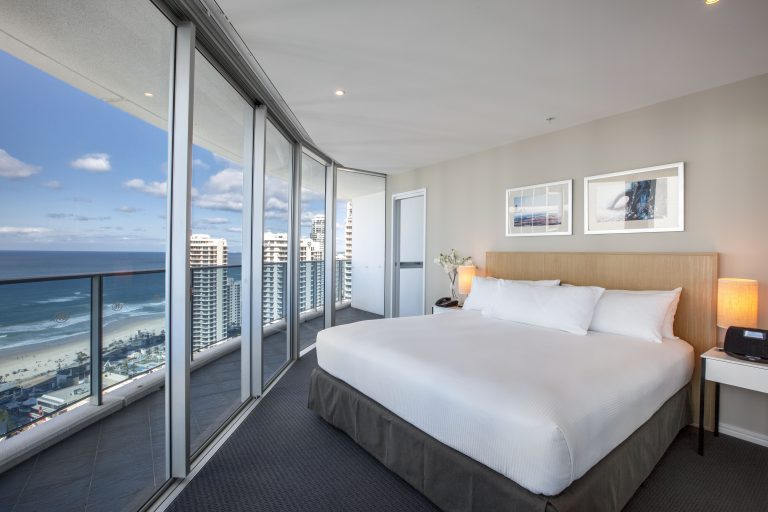 2 Bedroom Ocean View Residence