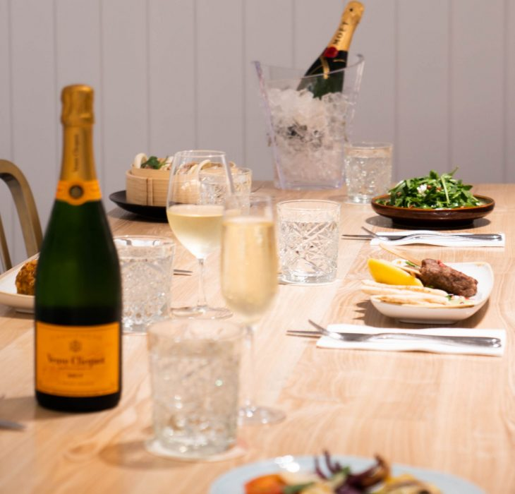 The perfect place for a corporate or social long lunch in Surfers Paradise.